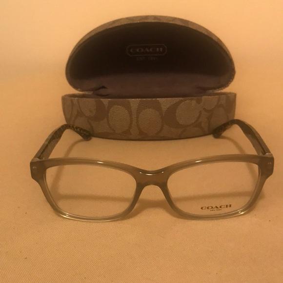 54cd6f0932a COACH women s designer frames HC6116 NWT